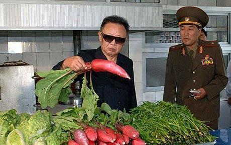 North Korea Invents Miracle Vegetable